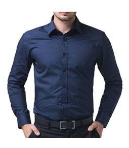 Formal Blue Shirt
